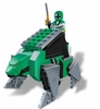 Power Rangers Mega Bloks Set #5818 Super Samurai Green BearZord