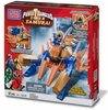 Power Rangers Mega Bloks Set #5819 Super Samurai Gold ClawZord