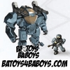 2013 Halo Mega Bloks Set #97108 Attack Cyclops [Covert Ops]