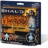 2013 Halo Mega Bloks Set #97083 UNSC Orange Combat Unit