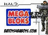 2013 Halo Mega Bloks Series 7 Factory Sealed Bin of 48 M.A.F. Pre-Order Ships TBD