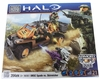 Halo Mega Bloks Set #96981 UNSC Spade vs Skirmisher