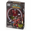 Warcraft Mega Bloks Set #91050 Panda Hunter Rojo [Horde Faction Pack]