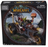 Warcraft Mega Bloks Set #91019 Goblin Warrior with Goblin Trike