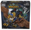 Warcraft Mega Bloks Set #91021 Worgen Death Knight with Swift Gryphon