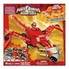 Mega Bloks Power Rangers MegaForce Set #5862 PRMF Dragon Mechazord