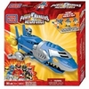 Mega Bloks Power Rangers MegaForce Set #5863 PRMF Shark Mechazord