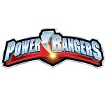 Lightning Bolt on Power Rangers logo.