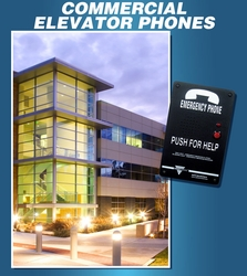 Commercial Elevator Phones