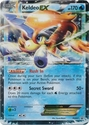 Keldeo EX BW61 - Pokemon Ultra Rare Promo Card