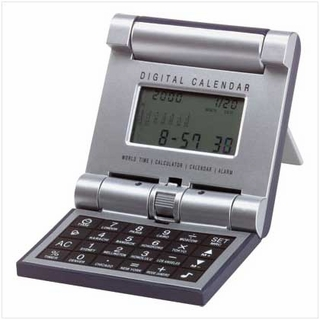 Desktop World Time Clock