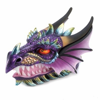 Dragon Head Collectible Treasure Box