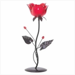 Romantic Rose Votive Holder