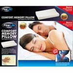Memory Foam Comfort Pillow