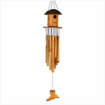 Island Time Birdhouse Chime