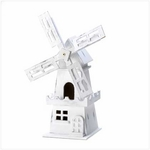 Windmill Birdhouse