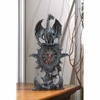 Black Dragon Mantel Clock