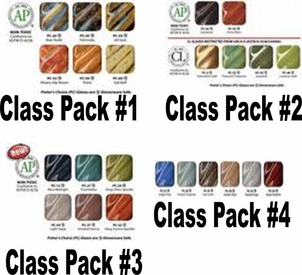 Potter's Choice Class Packs
