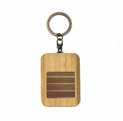 Glam Naturale Carbonized Bamboo Solar Purse Light