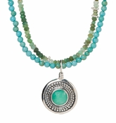 Baroni Coastal Grove Necklace