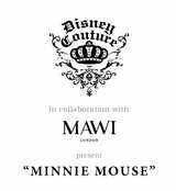 Disney Couture Minnie x Mawi Collection