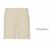 "Twill Jet Away 9"" Bermuda Shorts by Tommy Bahama"