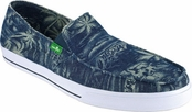 Men's Blue Standard Don Bro Sidewalk Surfers by Sanuk