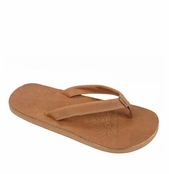 Women's Dande-lion Leather Sandals by Sanuk