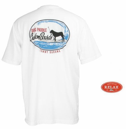 White Dog Paddle Tee by Tommy Bahama