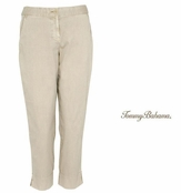 Morning Light Jet Away Everyday Crop Pants by Tommy Bahama