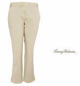 Sandbar Jet Away Everyday Crop Pants by Tommy Bahama