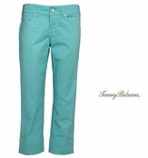 Skuba Sea Breeze Capri Crop Pants by Tommy Bahama