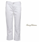 White Sea Breeze Capri Crop Pants by Tommy Bahama