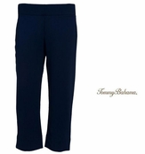 Storm Mai Tai French Terry Crop Pants by Tommy Bahama