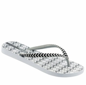 White Classic Trends III Flip Flops by iPANEMA