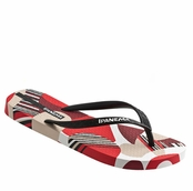 Red Classic Premium Flip Flops by iPANEMA