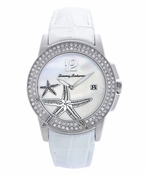 Womens White Starfish Watch TB2134 by Tommy Bahama