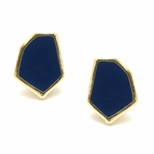 Janna Conner Gold Plate Aliza Earrings