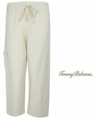 Fresco Alani Terry Cropped Pants by Tommy Bahama
