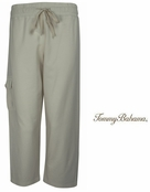 Twill Alani Terry Cropped Pants by Tommy Bahama
