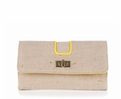 Danielle Nicole Canvas Davina Clutch Wallet