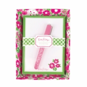 Lilly Pulitzer Catchall with Pad - Garden By The Sea