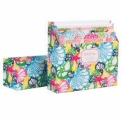 Lilly Pulitzer Notecard Set Chiquita Bonita
