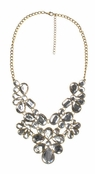 Alexia Crawford Floral Statement Necklace