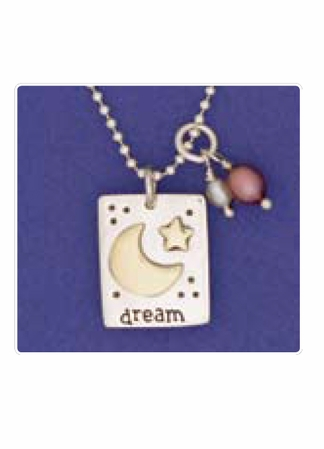 Dream Whimsy Wish Necklace by Far Fetched