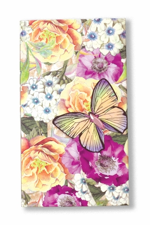Lady Jayne Sherbet Floral Sticky Flag Book