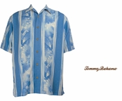 Hibiscus Temple Camp Shirt by Tommy Bahama