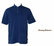 Hawaiian Blue Midnight Diamond Polo by Tommy Bahama