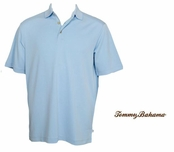 Icicle Midnight Diamond Polo by Tommy Bahama