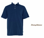 Navy Superfecta Stripe Polo by Tommy Bahama